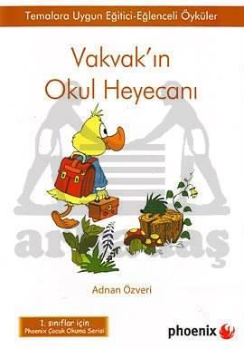 Vakvak'ın Okul Heyecanı