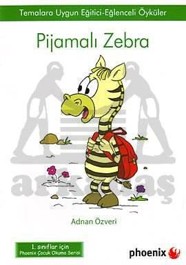 Pijamalı Zebra
