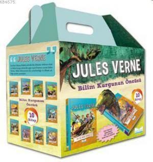 Jules Verne Serisi (10 Kitap Takım); Bilim Kurgunun Öncüsü