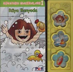Rüya'nın Maceraları 1 - Rüya Banyoda