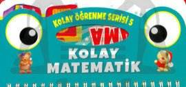 Kolay Öğrenme Serisi-4 Kolay Matematik