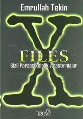 X Files Gizli Parapsikolojik Araştırmalar