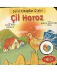 Sesli Kitaplar Dizisi Çil Horoz