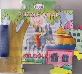 Keloğlan Puzzle Kitap