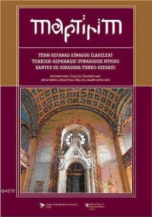 Maftirim; Türk - Sefarad Sinagog İlahileri (4 CD + 1 DVD)