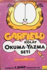 Garfield Kolay Okuma Serisi (Set)