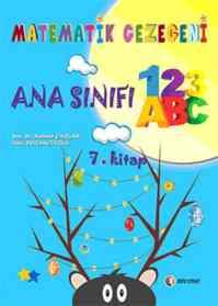 Matematik Gezegeni Ana Sınıfı 7 Kitap Set