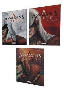 Assassin's Creed Seti 6 Kitap