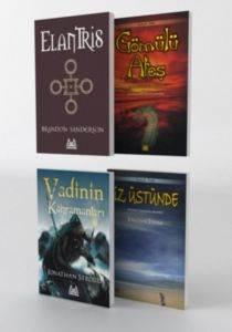 Arkadaş Fantastik Roman Seti 4 Kitap