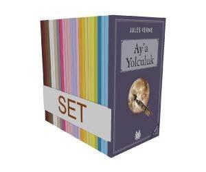 Jules Verne Seti Çocuklar ve Gençler için (12 Kitap)
