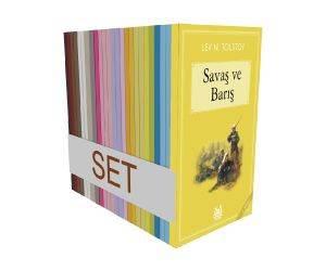 Çocuklar ve Gençler için Klasik Romanlar Seti (6 Kitap)
