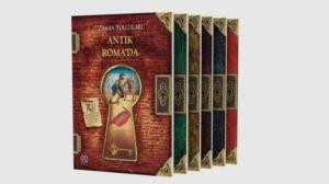Zaman Yolcuları Set 6 Kitap