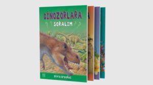 Hayvanlara Soralım Seti 4 Kitap