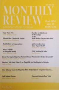 Monthly Rewiew Dergisi
