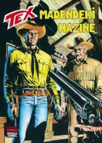 Tex 141 - Madendeki Hazine