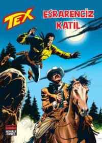 Tex 155 - Esrarengiz Katil