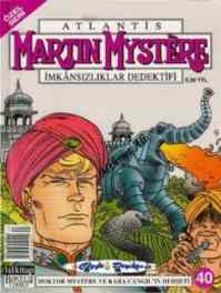 Martin Mystere 40 - Doktor Mystere ve Kara Cangıl'ın Dehşeti