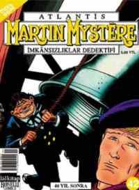Martin Mystere 42 - Kırk Yıl Sonra