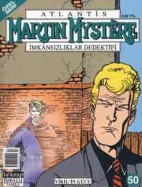 Atlantis Özel Seri Martin Mystere 50 - Viril'in Gücü