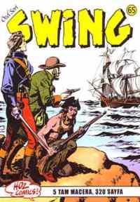 Özel Seri Swing 65 - Hayalet Gemi, Yüzsüz Adam