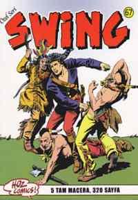 Özel Seri Swing 67 - Samurai, Gizli Mesaj