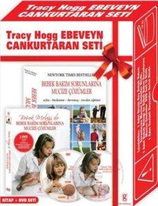 Tracy Hogg Ebeveyn Cankurtaran Seti (Kitap+Dvd)