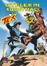 Aylık Tex 171 Utelerin Kuşatması