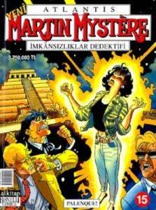 Martin Mystere 15 - Pelenque