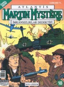 Martin Mystere 18 - Son Gizem