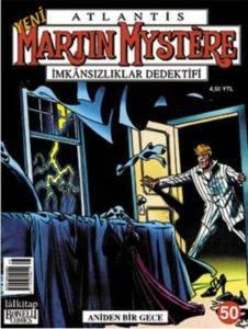 Martin Mystere 50 - Aniden Bir Gece