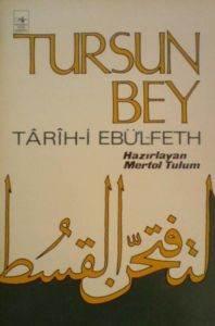 Tursun Bey Tarih-i Ebü'l-feth