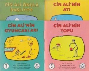 Cin Ali Hikaye Seti