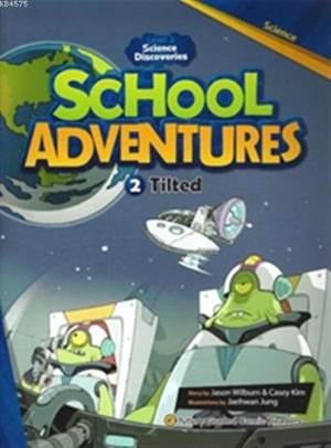 Tilted + CD (Level 3); School Adventures 2