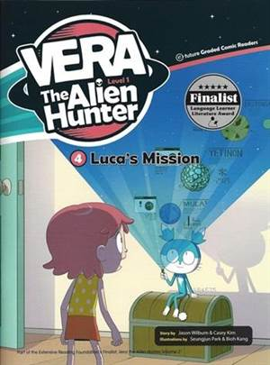 Luca's Mission + CD (Level 1); Vera The Alien Hunter 4
