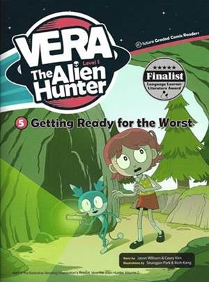 Getting Ready For The Worst + CD (Level 1); Vera The Alien Hunter 5