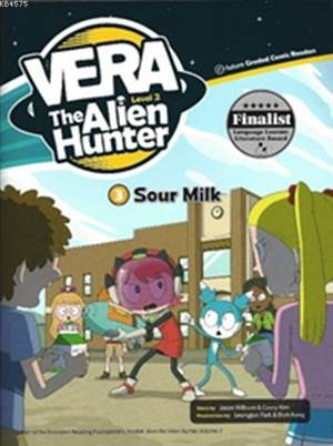 Sour Milk + CD (Level 2); Vera The Alien Hunter 3