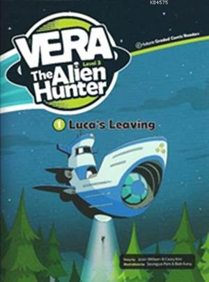 Luca's Leaving + CD (Level 3); Vera The Alien Hunter 1
