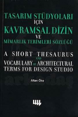 Tasarım Stüdyoları İçin Kavramsal Dizin ve Mim…