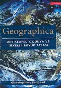 Geographica Ansiklopedik Dünya ve Ülkeler Büyük Atlası