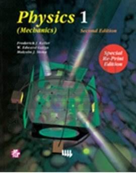 Physics 1 Mechanics (İTÜ Ders Kitabı)