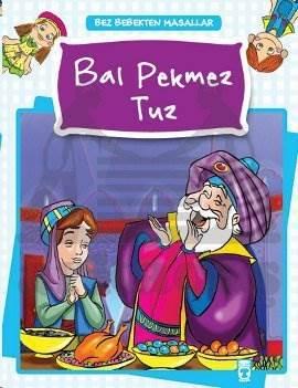 Bal Pekmez Tuz (Bez Bebek)
