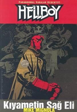 Hellboy: 4. Albüm Kıyametin Sağ Eli