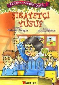 Cimcime Kitaplar 3-Şikayetçi Yusuf