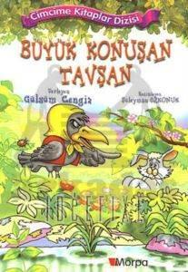 Cimcime Kitaplar 7-Büyük Konuşan Tavşan