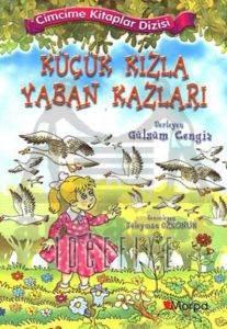 Cimcime Kitaplar 9-Küçük Kızla Yaban Kızları