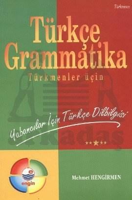 Türkmence Açıklamalı Türkçe Dilbilgisi