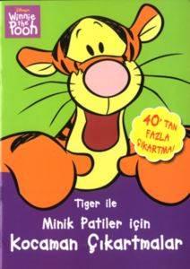 Tiger ile Minik Patiler İçin Kocaman Çıkartmalar