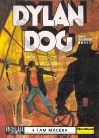 Dylan Dog Dev Albüm Sayı 2 Üçüncü Kattaki Kiracı / Taksi! / Kaygı / Margherita
