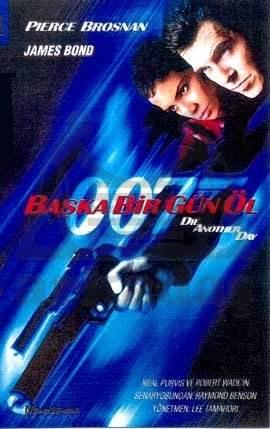 James Bond Başka Bir Gün Öl