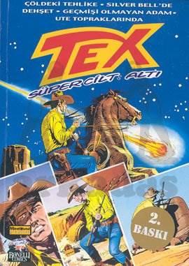 Tex Süper Cilt: 6